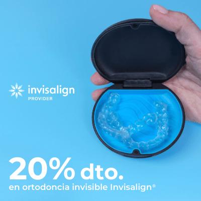 20% de descuento en Invisalign en Bilbao