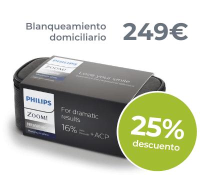 Philips ZOOM NiteWhite precio