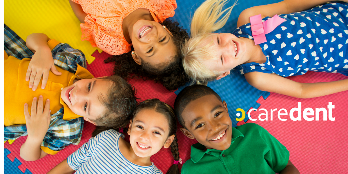 salud bucal en los niños