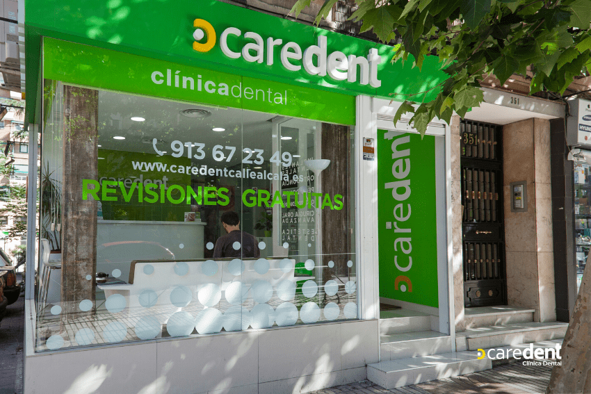 Clínica dental calle Alcalá