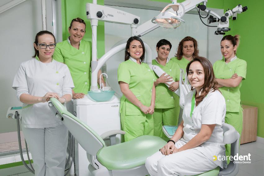 Clínicas dentales Alcorcón